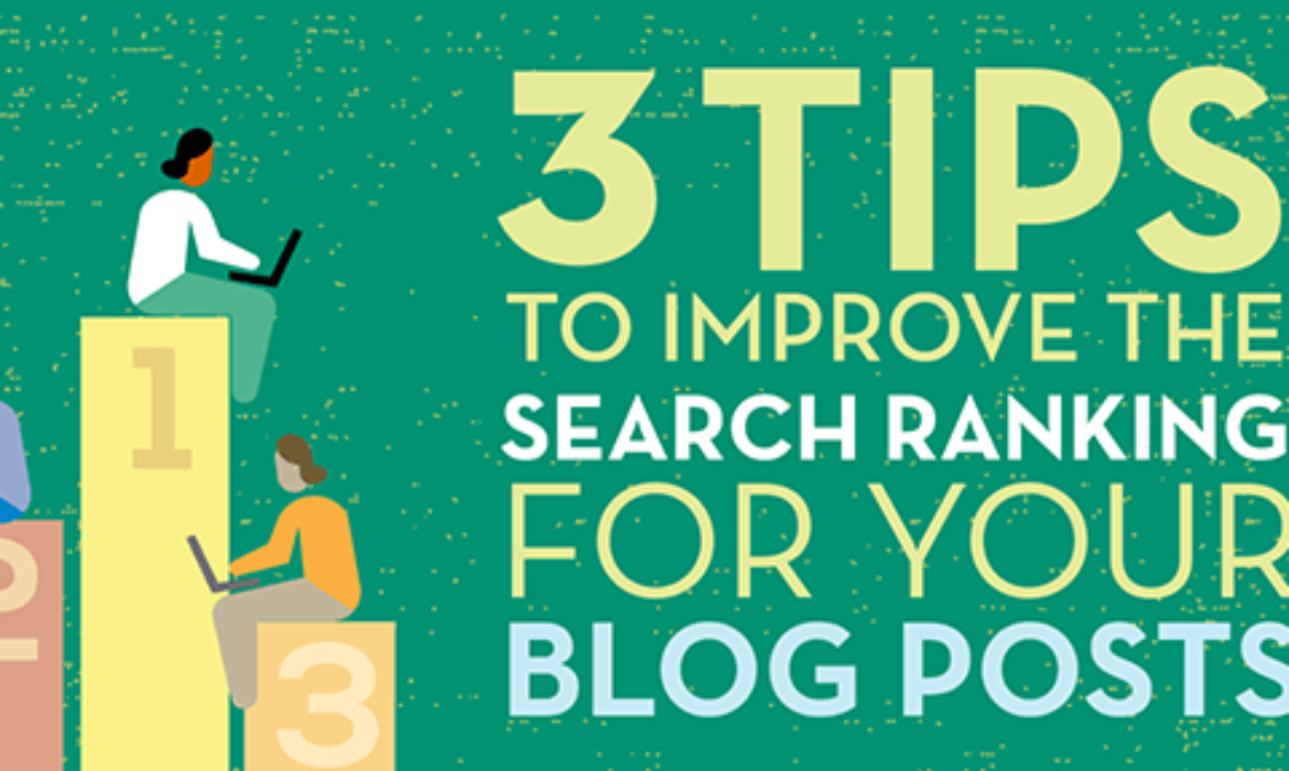 3 Tips to Improve the Search Ranking