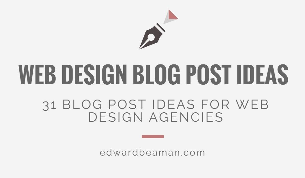 Web-Design-Blog-Post-Ideas